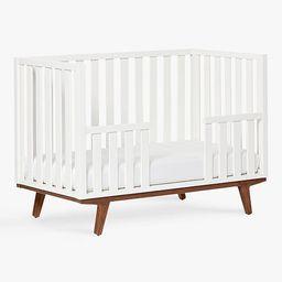 west elm x pbk Modern Toddler Bed Conversion Kit Only | Pottery Barn Kids