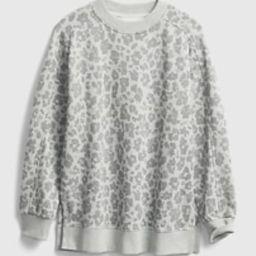 Tunic Crewneck Sweatshirt | Gap (US)