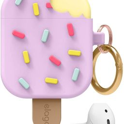 elago Ice Cream AirPods Case with Keychain Designed for Apple AirPods 1 & 2 [US Patent Registered...   Amazon (US)