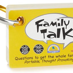 Around the Table Games Family Talk Portable Meaningful Conversation Starters   Amazon (US)
