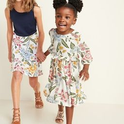 Fit & Flare Tank Dress for Girls   Old Navy (US)