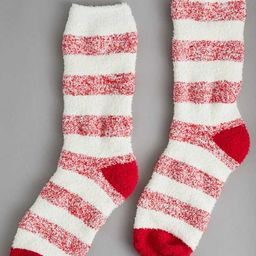 Oh So Cozy Socks - Red Stripe   Altar'd State   Altar'd State