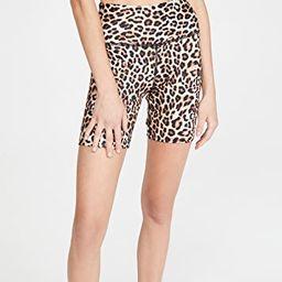 Wild Biker Shorts | Shopbop