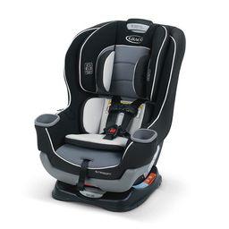 Graco Extend2Fit Convertible Car Seat, Ride Rear-Facing Longer, Gotham | Walmart (US)