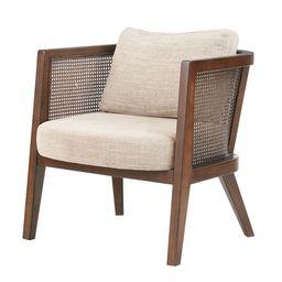 Carson Carrington Saue Camel Accent Chair | Overstock
