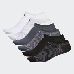 Superlite adiAngle No-Show Socks 6 Pairs | adidas (US)