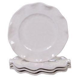Lamont Melamine Dinner Plate (Set of 4) | Wayfair North America