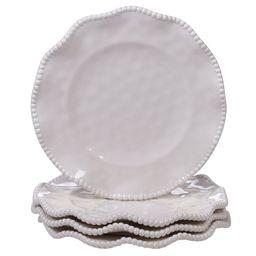 Lamont Melamine Salad Plate (Set of 4) | Wayfair North America