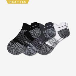 Men's Performance Running Ankle Sock 3-Pack | Bombas Socks