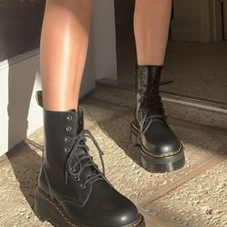 Dr. Martens Jadon Platform 8-Eye Boot | Urban Outfitters (US and RoW)