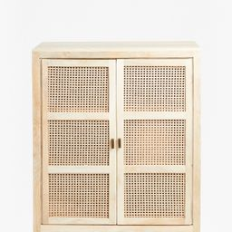 French Cane Cabinet   French Connection (UK)