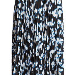 Pleated Chiffon Skirt   Nordstrom
