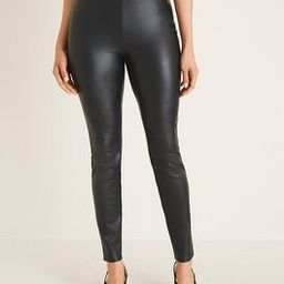 Faux-Leather Leggings   Chico's