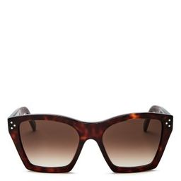 CELINE                                                        Women's Square Sunglasses, 55mm | Bloomingdale's (US)