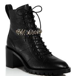Jimmy Choo                                                        Women's Cruz 65 Block Heel Boot... | Bloomingdale's (US)
