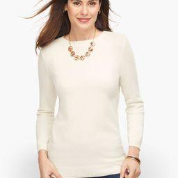 Cashmere Audrey Sweater | Talbots