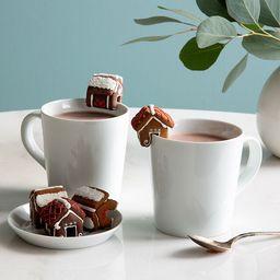 Cookie House Mug Buddies | UncommonGoods