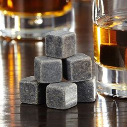 On the Rocks Whiskey Stones, Set of 9 | Overstock