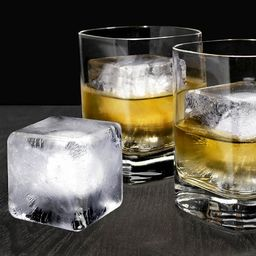 Glacier Ice Cube Molds, Set of 2 | Overstock