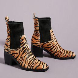 Silent D Nirvani Knit Chelsea Boots | Anthropologie (UK & EU)
