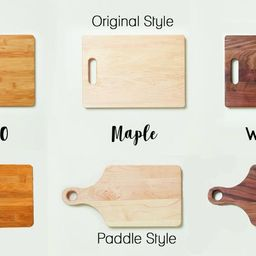 Custom Cutting Board Engraved Bamboo Wedding Cutting Board   Etsy   Etsy (US)