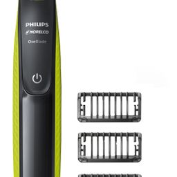 Philips Norelco Oneblade Hybrid Electric Trimmer and Shaver, QP2520/70 | Walmart (US)
