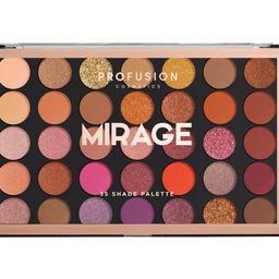 Profusion Cosmetics 35 Shade Eyeshadow Palette, Mirage, 9.3 oz   Walmart (US)