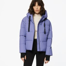 JUNO PAPER SHELL PUFFER JACKET   Andrew Marc