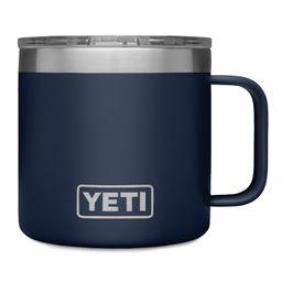 YETI Rambler Mug, 14-Oz., Navy | Williams-Sonoma