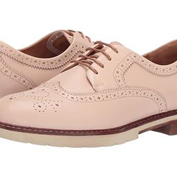 Samuel Hubbard Winged Traveler (Blush) Women's Flat Shoes   Zappos