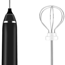 Milk Frother, Rechargeable hand-Held Electric Milk Frother 3 Adjustable USB Charging Can Be Used ... | Amazon (US)