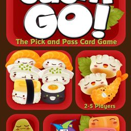 Sushi Go! - The Pick and Pass Card Game | Amazon (US)