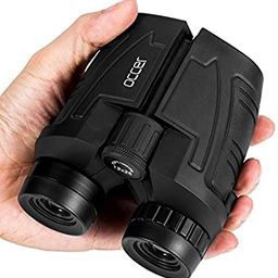 Occer 12x25 Compact Binoculars with Low Light Night Vision, Large Eyepiece Waterproof Binocular f...   Amazon (US)