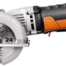 "WORX WORXSAW 4-1/2"" Compact Circular Saw – WX429L   Amazon (US)"
