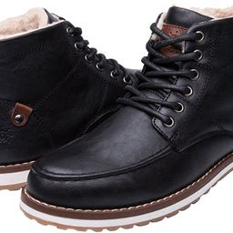 GLOBALWIN Mens Classic Lace Up Winter Water Resistnat Chukka Boots   Amazon (US)
