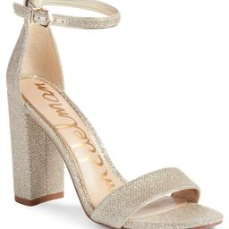 Yaro Ankle Strap Sandal | Nordstrom