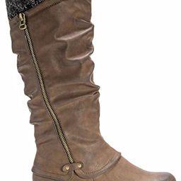 MUK LUKS Women's Bianca Fashion Boot | Amazon (US)