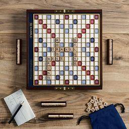 Scrabble Deluxe Travel Edition   Amazon (US)