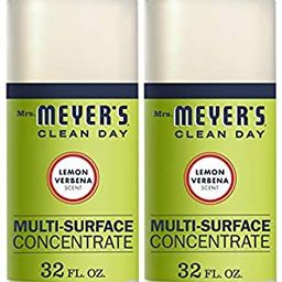 Mrs. Meyer's Clean Day Multi-Surface Cleaner Concentrate, Use to Clean Floors, Tile, Counters,Lem...   Amazon (US)
