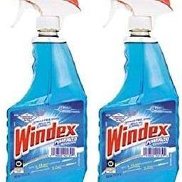 Windex Blue, 46 Fl Oz (23 Oz, (Pack of 2)   Amazon (US)