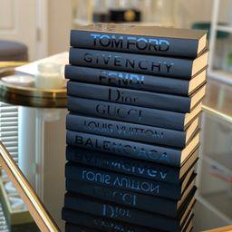 Coffee Table Books  Modern Luxury Home Decor   Etsy   Etsy (US)
