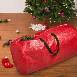 Honey Can Do Christmas Tree Storage Bag, Red - Walmart.com | Walmart (US)