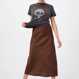 All Day Slip Skirt   Cotton On (AU)