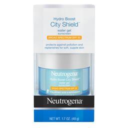 Neutrogena Hydro Boost City Shield Hydrating Water Gel, SPF 25, 1.7 oz   Walmart (US)