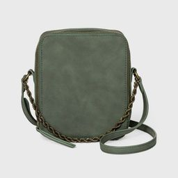 Camera Square Crossbody Bag with Chain - Universal Thread™   Target