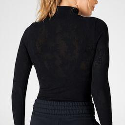 Jessa SculptKnit® Long-Sleeve Top | Fabletics