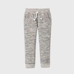Toddler Girls' Fleece Jogger Pants - Cat & Jack™ | Target