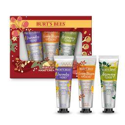 Burt's Bees Shea Butter Hand Cream Trio Holiday Gift Set | Walmart (US)
