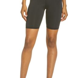 Active High Waist Bike Shorts | Nordstrom