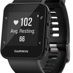Garmin 010-01689-00 Forerunner 35; Easy-to-Use GPS Running Watch, Black | Amazon (US)